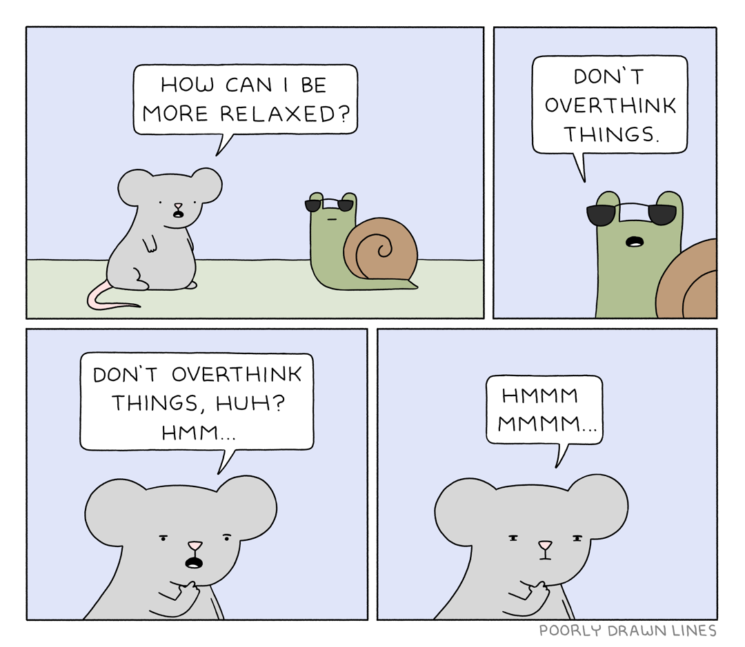 Poorly Drawn Lines - rule
